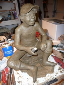 Fisherboy(clay)